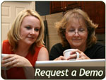 Request a demo to see how you can improve work/life balance.