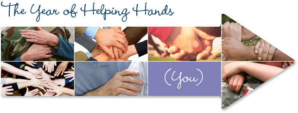 The Year of Helping Hands
