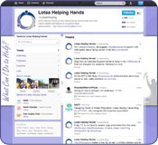 Home caregivers can get support on Twitter